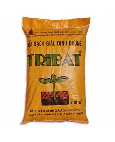 Đất sạch Tribat 50dm3